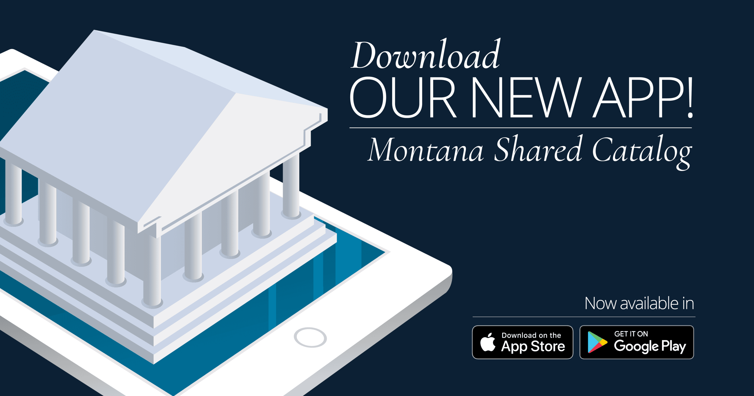 Montana Shared Catalog App